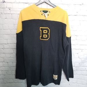 Stall & Dean Boston Bruins Hockey Jersey